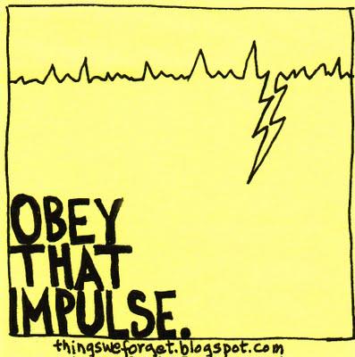 Obeythatimpulse