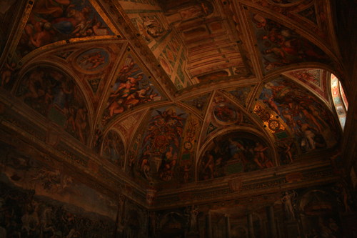 Rome - Museo Vaticani